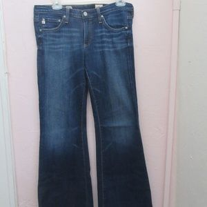 AG Adriano Goldschmied Jeans 'Belle' Flare